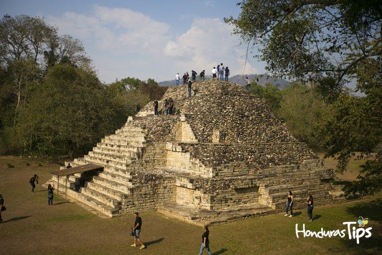La civilización maya vivió por muchos años en Copán Ruinas.