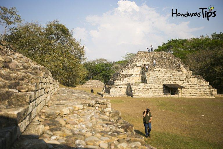 El Puente, Copán Ruinas son de los sitios más visitados por los turistas.