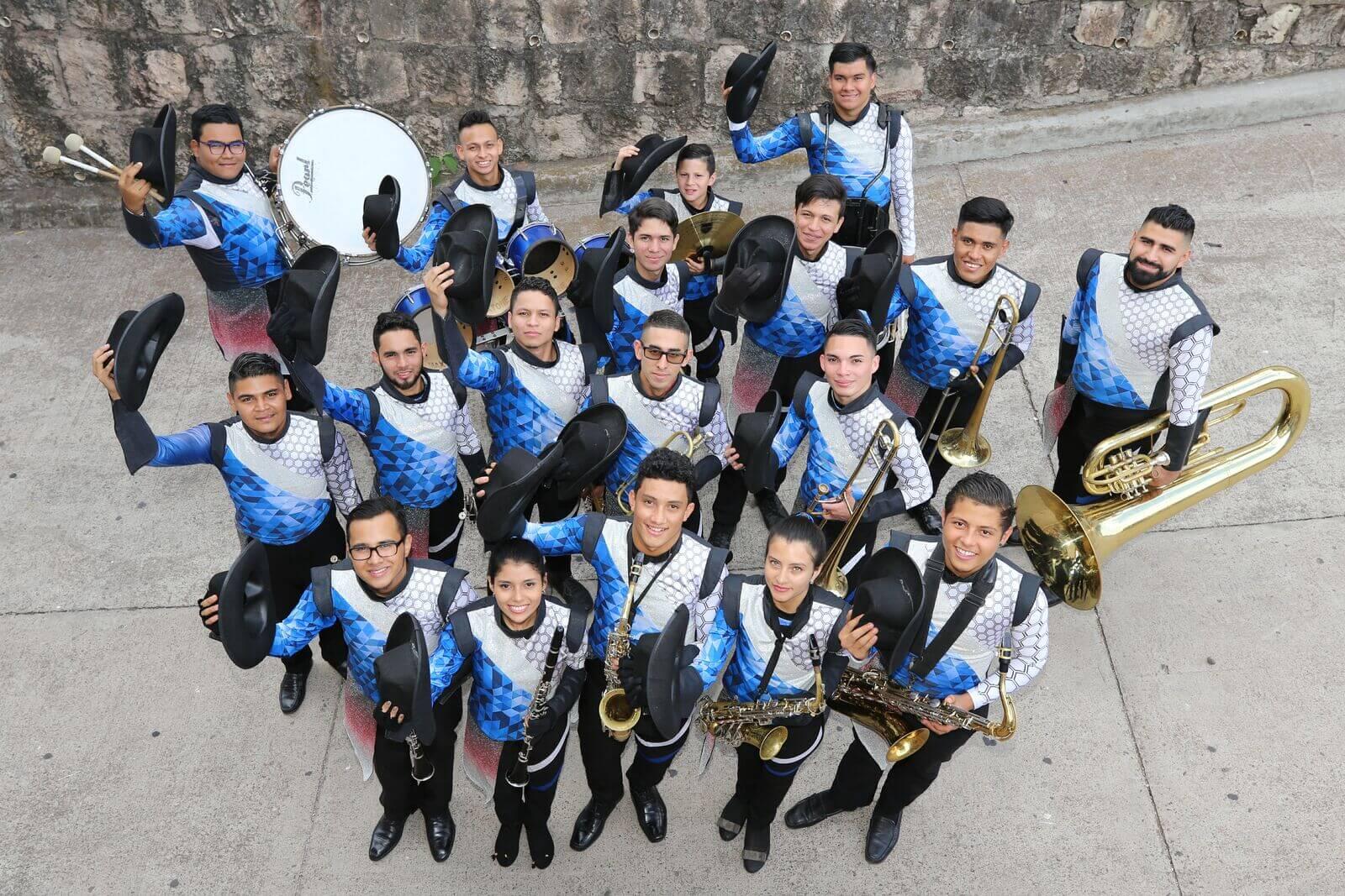 6aaedc601 Banda hondureña deleitará con su música al papa Francisco en el Vaticano