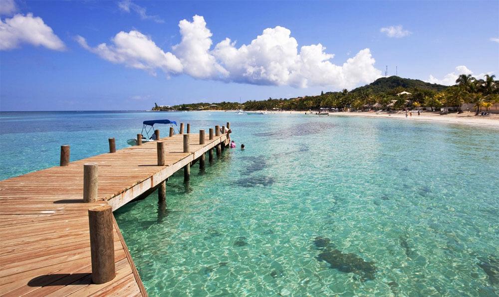 Conozca las 7 playas de aguas cristalinas más hermosas de Honduras