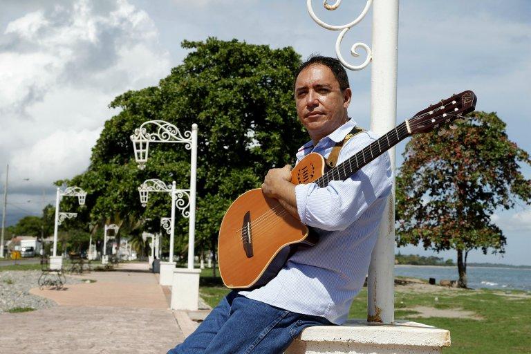 La Ceiba vio nacer y crecer a Guillermo Anderson.
