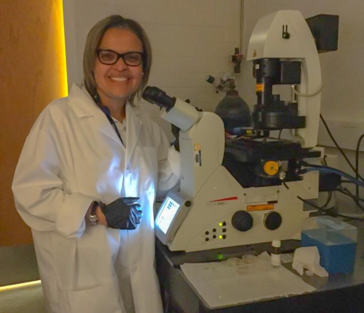 Mary Vallecillo - Científica hondureña