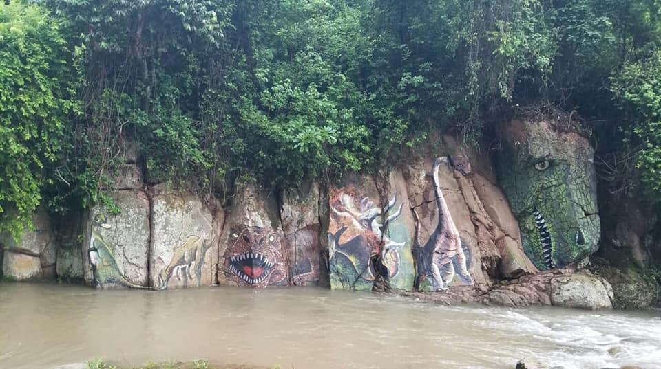 Río Cececapa - Santa Bárbara