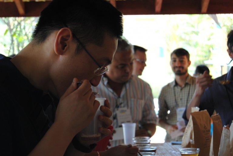 Miles de personas degustarán el delicioso café hondureño.