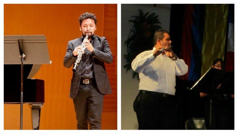 Ambos músicos demostrarán sus habilidades en la competición de Dinamarca.