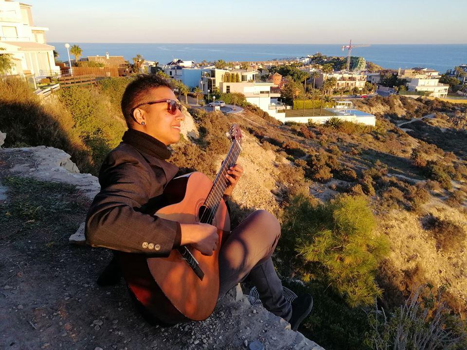 Luis Godoy - Guitarrista hondureño