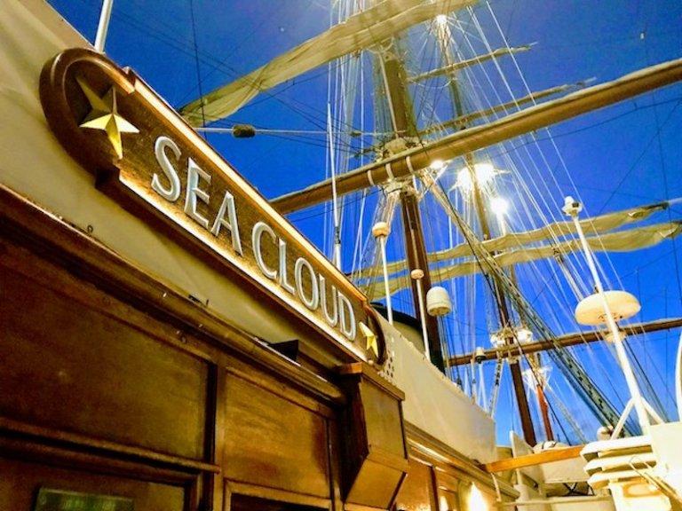 Este crucero llegará este jueves a Santos Guardiola.