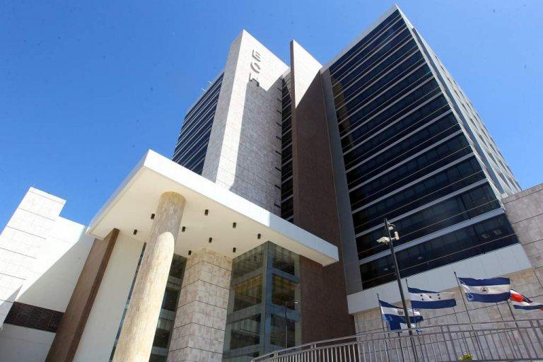 Sede central del BCH en Tegucigalpa.