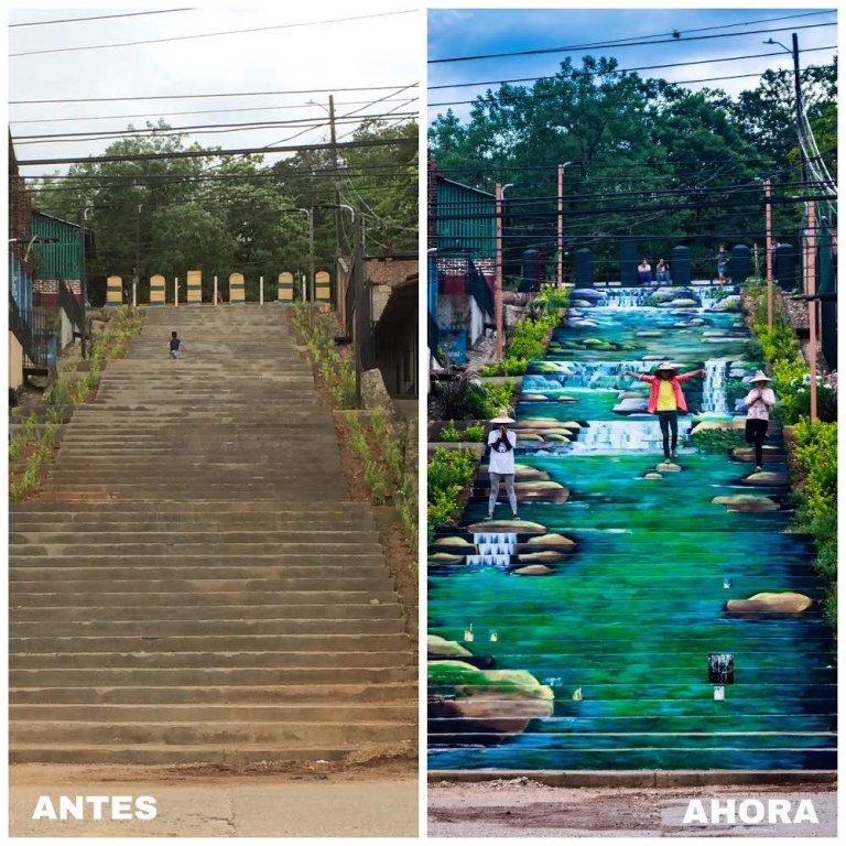 Murales, Catacamas - Olancho