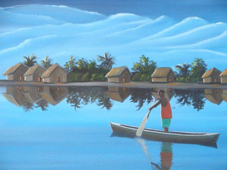 pintura cruz bermudez