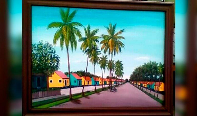 pintura cruz bermudez 2