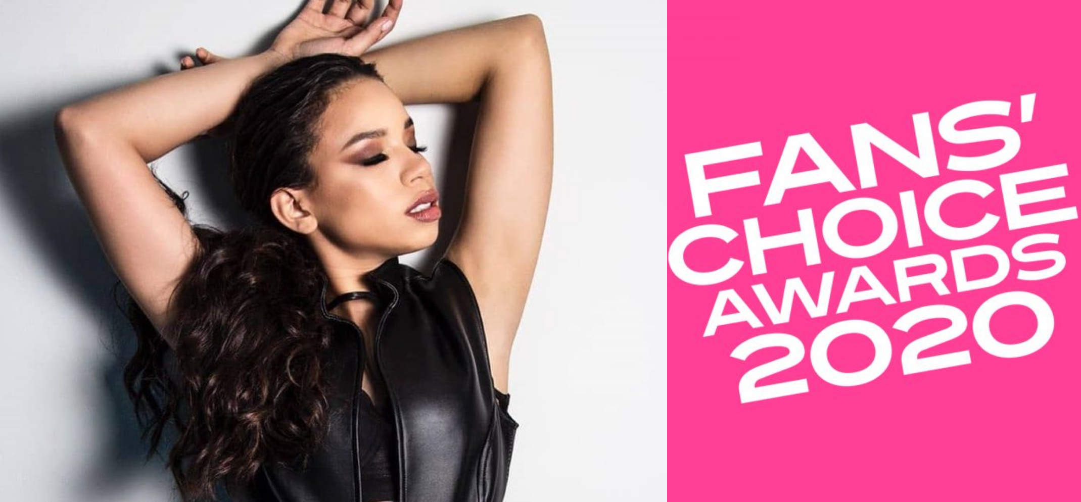angie flores fans choice awand