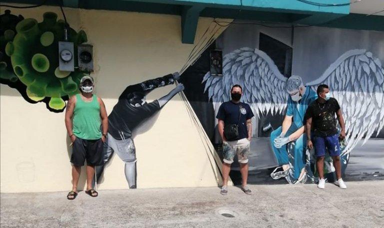 pintor hondureño