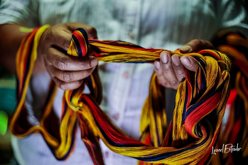 artesanías lencas