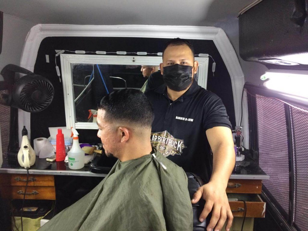 barber Truck