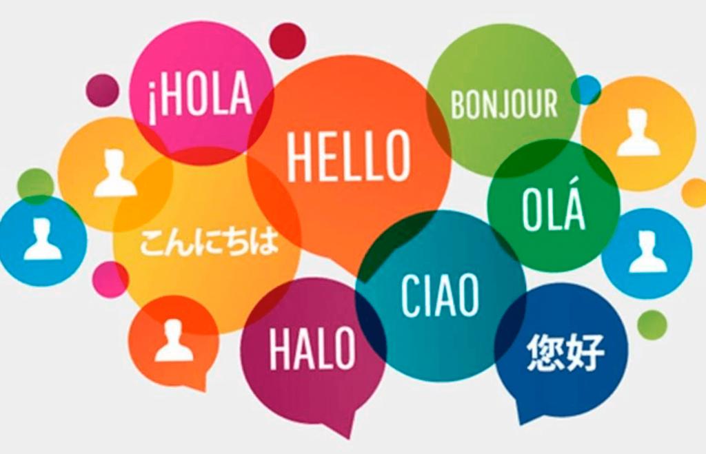 nueve idiomas