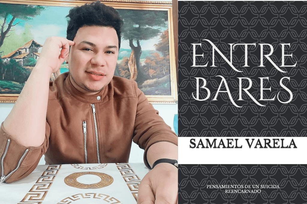 Hondureño cautiva a los españoles con su libro de poesía «Entre Bares»
