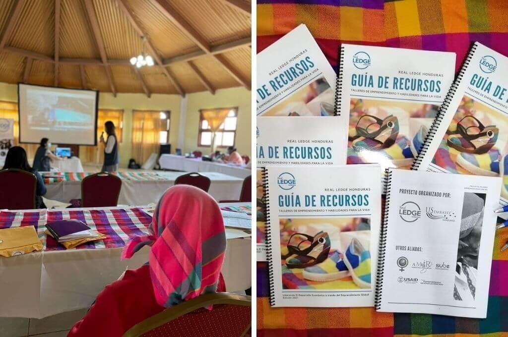 Mujeres Emprendedoras Lencas, proyecto que busca ayudar a mujeres de esta etnia